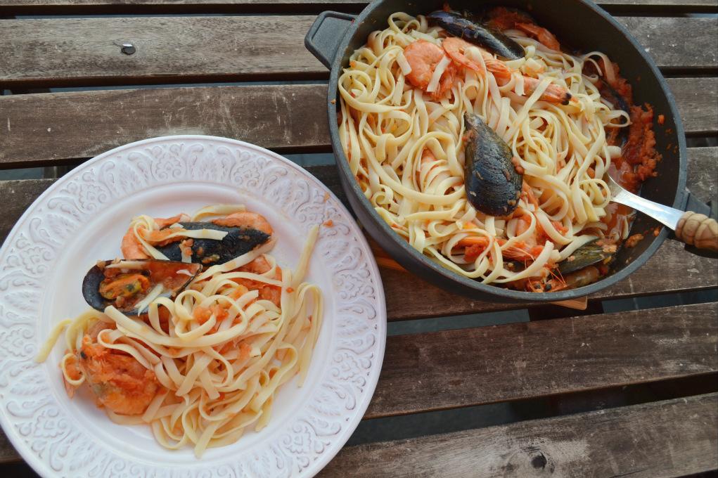 seafood pasta DSC_0071